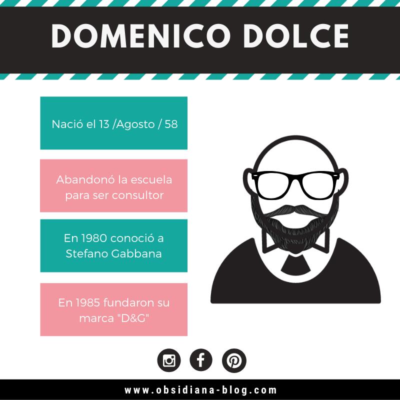 Domenico Dolce Biografia